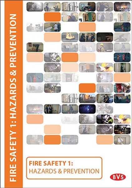 Fire Safety 1: Hazards & Prevention Training DVD