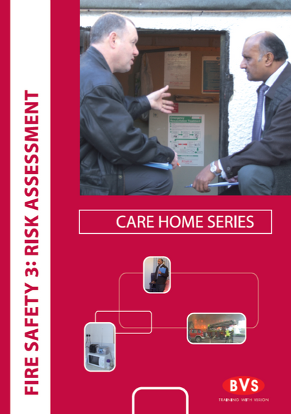 Fire Safety 3: Risk Assessment Training DVD