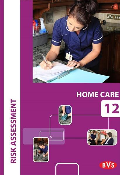Home Care 12 - Risk Assessment Training DVD