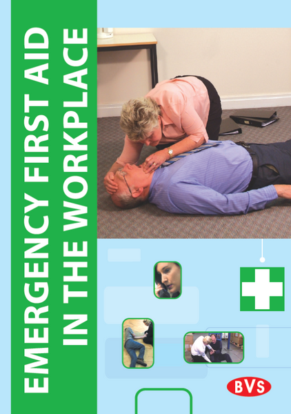 Emergency First Aid in the Workplace Training DVD