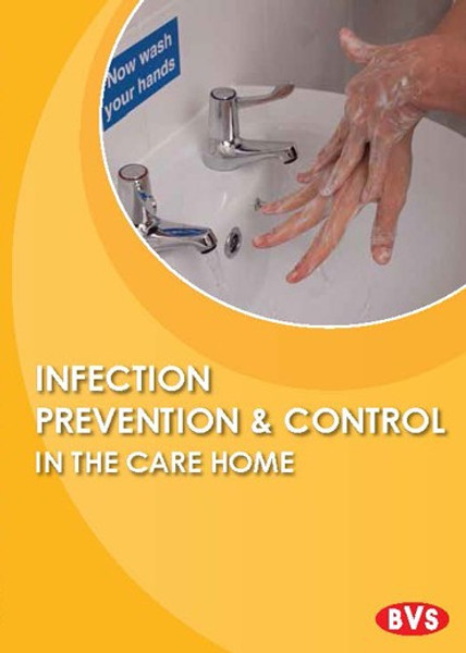 Infection Prevention & Control in the Care Home Training DVD