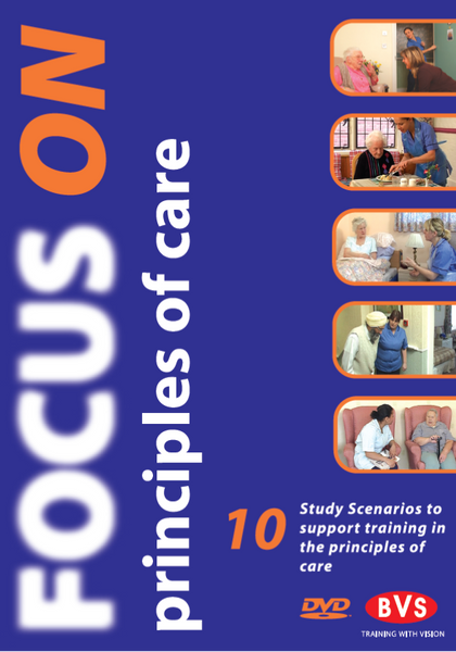 Focus On: Principles of Care Training DVD