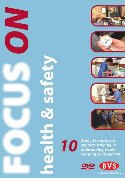 Focus On: Health & Safety Training DVD