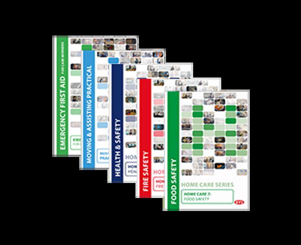 Home Care Essentials Training DVD Bundle