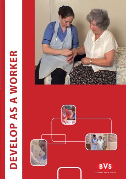 Develop as a Worker Training DVD