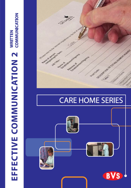 Effective Communication 2 Training DVD