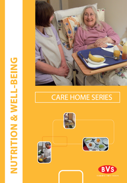 Nutrition & Well-being Training DVD