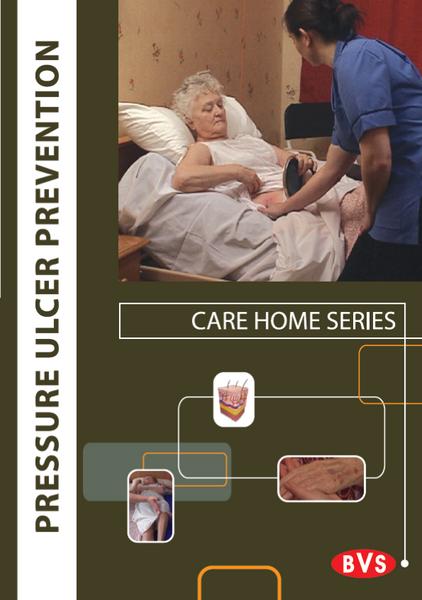 Pressure Ulcer Prevention Training DVD