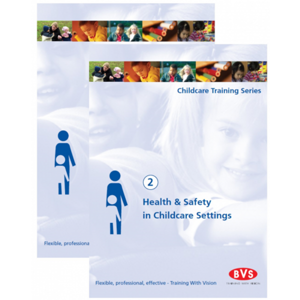 Welfare and Safety in Childcare Training Video Bundle Cover