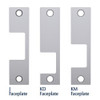 1006CLB-LBM-630 Hes 1006 Series Complete Electric Strike for Latchbolt Lock with Latchbolt Monitor in Satin Stainless Finish