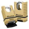 Master Lock 1177D Combination Padlock