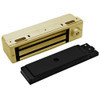 3101C-ATS-US4 DynaLock 3101C Series Delay Egress Electromagnetic Lock for Single Outswing Door with ATS in Satin Brass