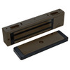 3000-US10B-HSM-LED DynaLock 3000 Series 1500 LBs Single Electromagnetic Lock for Outswing Door with HSM and LED in Oil Rubbed Bronze
