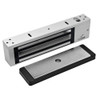 2011-US28-VOP DynaLock 2000 Series 1200 LB Holding Force Single Electromagnetic Lock with Value Option Package in Satin Aluminum