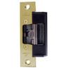 1614L-US4 DynaLock 1600 Series Electric Strike for Low Profile in Satin Brass