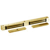 2268-20-US3 DynaLock 2268 Series Double Classic Low Profile Electromagnetic Lock for Outswing Door in Bright Brass