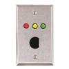 ASP-RP-33 ASP Alarm Control Single Gang Wall Plate
