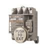 ASP-EXP-1 ASP Alarm Control Explosion-Proof Request To Exit Stations for Hazardous Locations