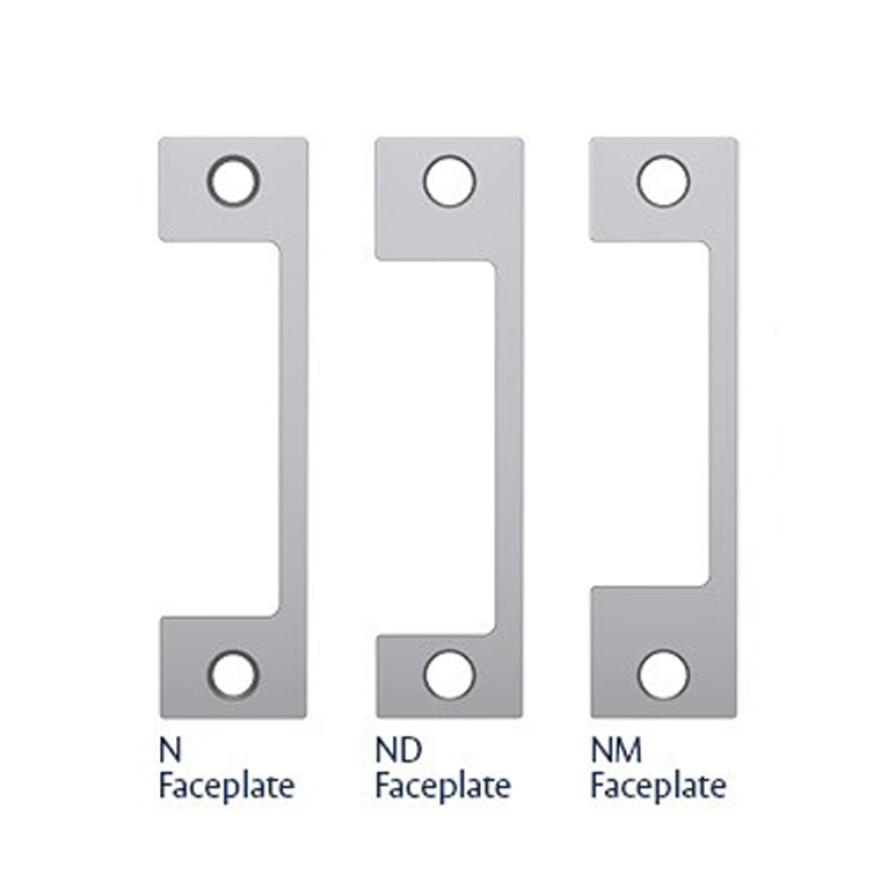1006CAS-630 Hes 1006 Series Complete Electric Strike for Deadbolt Recapture Lock in Satin Stainless Finish