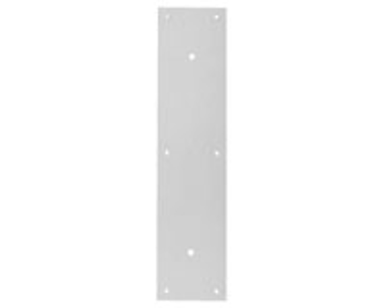 IVES-8200-US15-3.5X15 IVES Push Plate