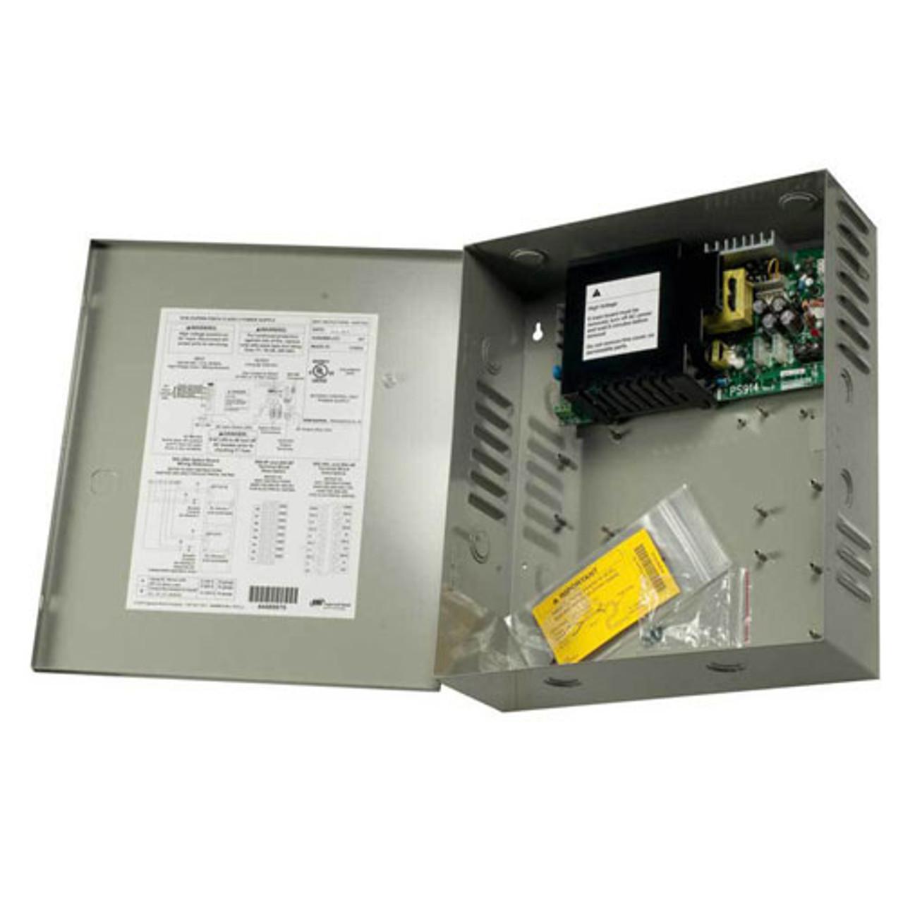 ps914 von duprin power supply  von duprin ps914 wiring diagram #4