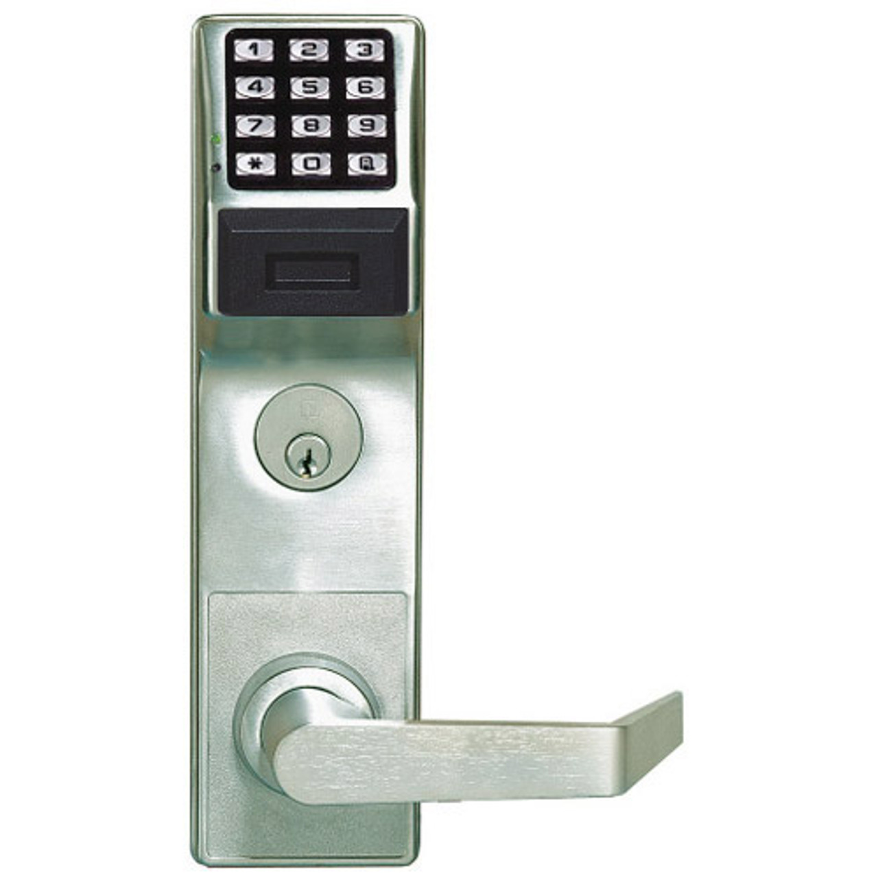 PDL6500CRR-26D Alarm Lock Trilogy Networx Electronic Digital Lock in Satin Chrome Finish