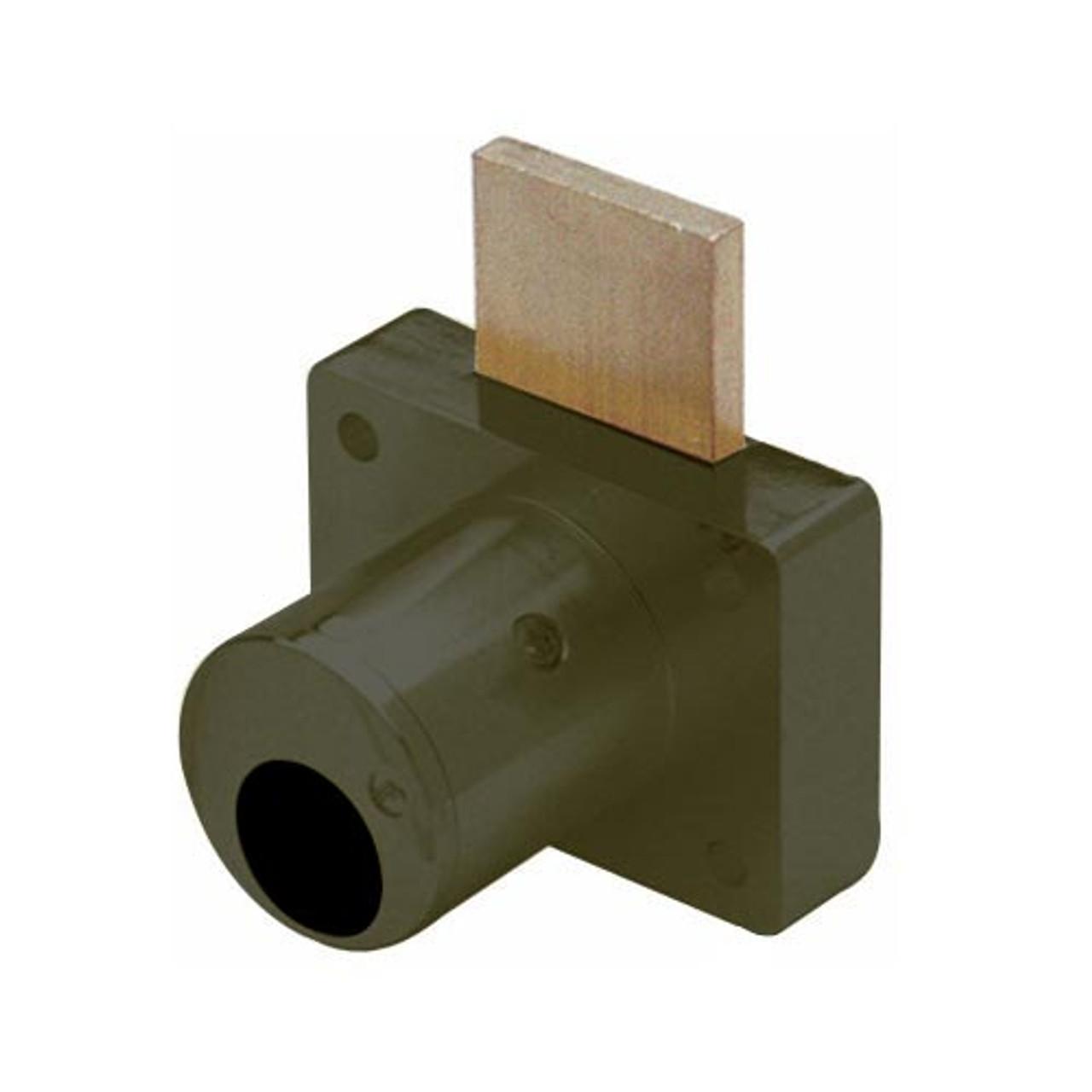 Olympus 800LCA-10B Cabinet Drawer Deadbolt Less Cylinder Assa Lock in Oil Rubbed Bronze