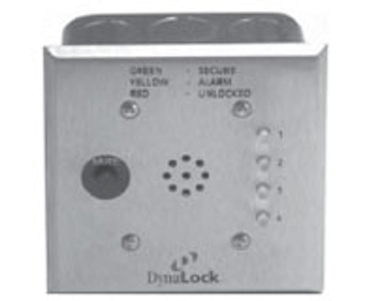 DynaLock 4 Zone Monitor Station For Delay-6350