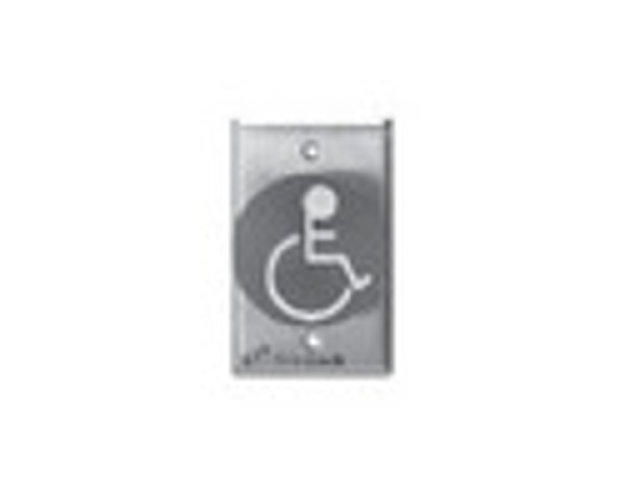3002TJ32-US26-VOP2 DynaLock 3000 Series 1500 LBs Double Electromagnetic Lock for Inswing Door with Value Option Package in Bright Chrome