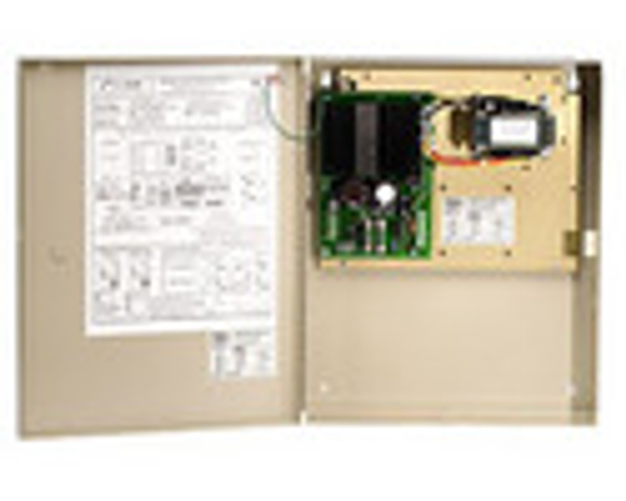 5500-FAC-KLC DynaLock Multi Zone Medium Duty Power Supply with Fire Alarm Module and Key Locked Cover