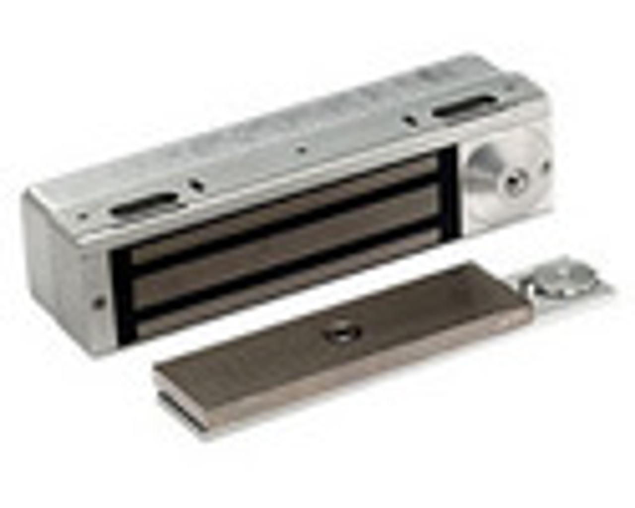 3101C-DSM-US10 DynaLock 3101C Series Delay Egress Electromagnetic Lock for Single Outswing Door with DSM in Satin Bronze