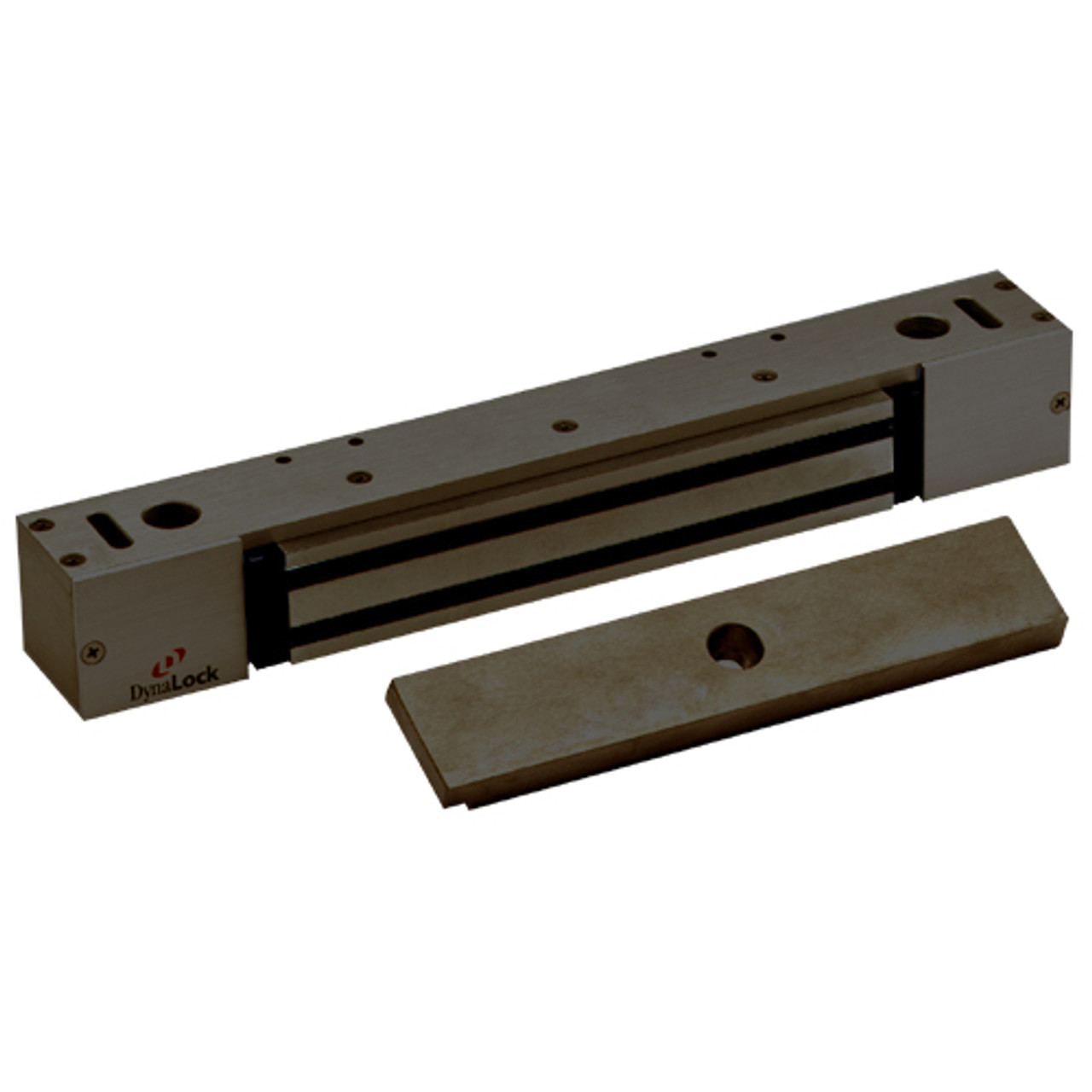 2268-10-US10B-ATS DynaLock 2268 Series Single Classic Low Profile Electromagnetic Lock for Outswing Door with ATS in Oil Rubbed Bronze