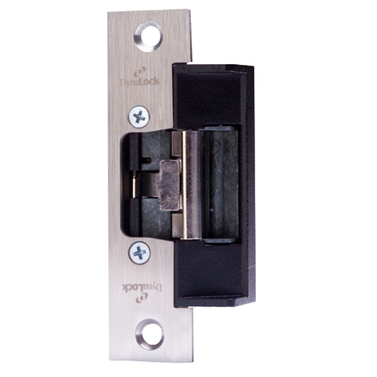 1614S-US32 DynaLock 1600 Series Electric Strike for Standard Profile in Bright Stainless Steel