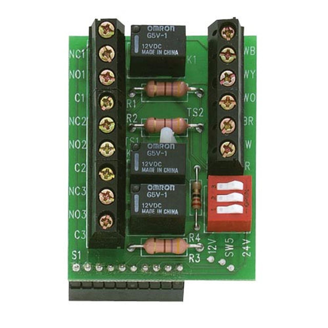 IEI-293 IEI Stand-Alone Access Control Relay Board