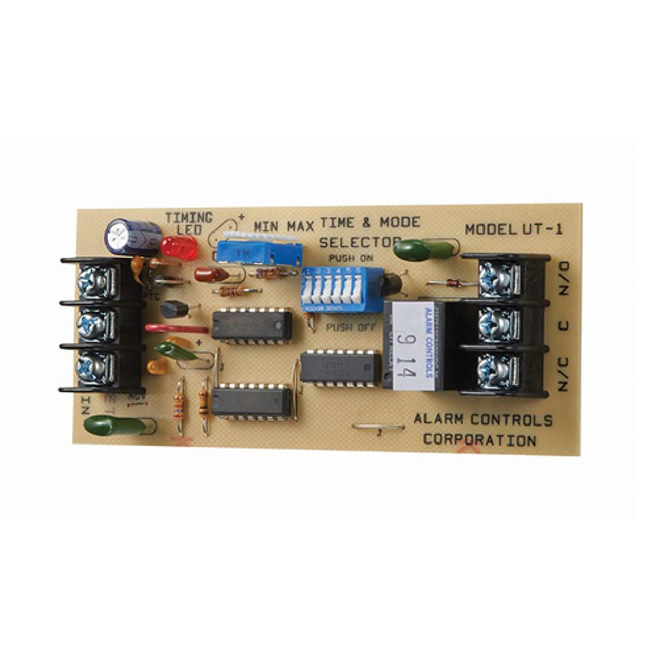 ASP-UT-1-24V ASP Alarm Control Programmable Digital Timer