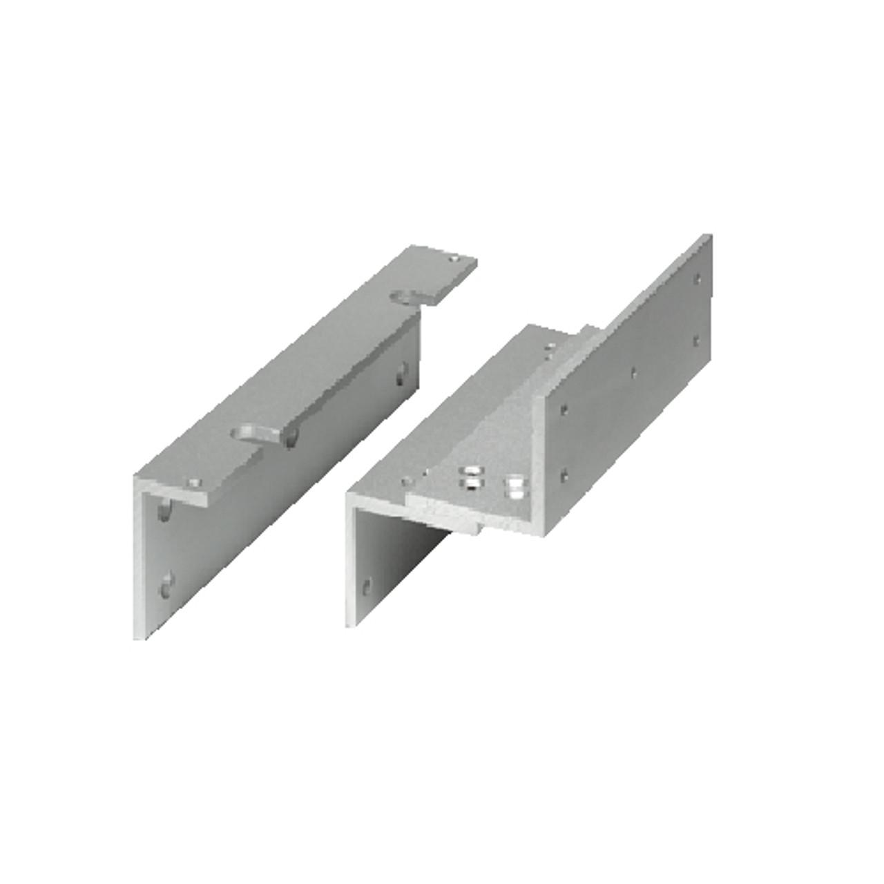 ASP-AM6370 ASP Alarm Control Three Piece Z Bracket for all 1200 Series Single Magnetic Locks