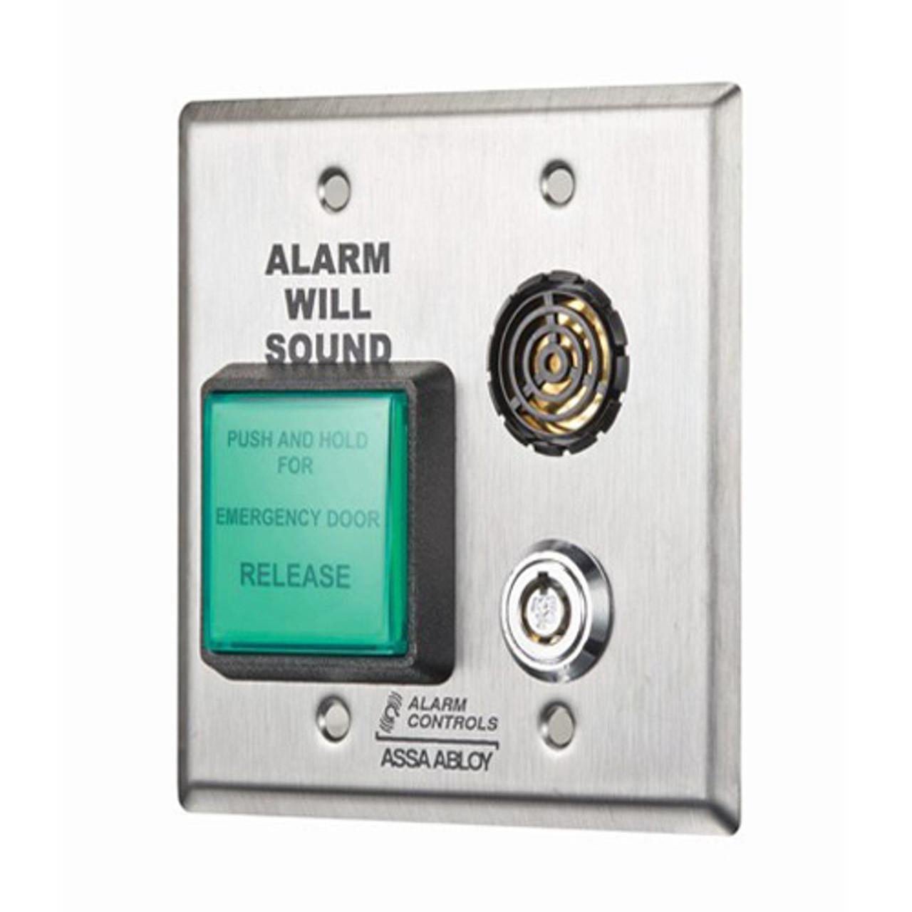 ASP-DE-1 ASP Alarm Control Delayed Egress Station