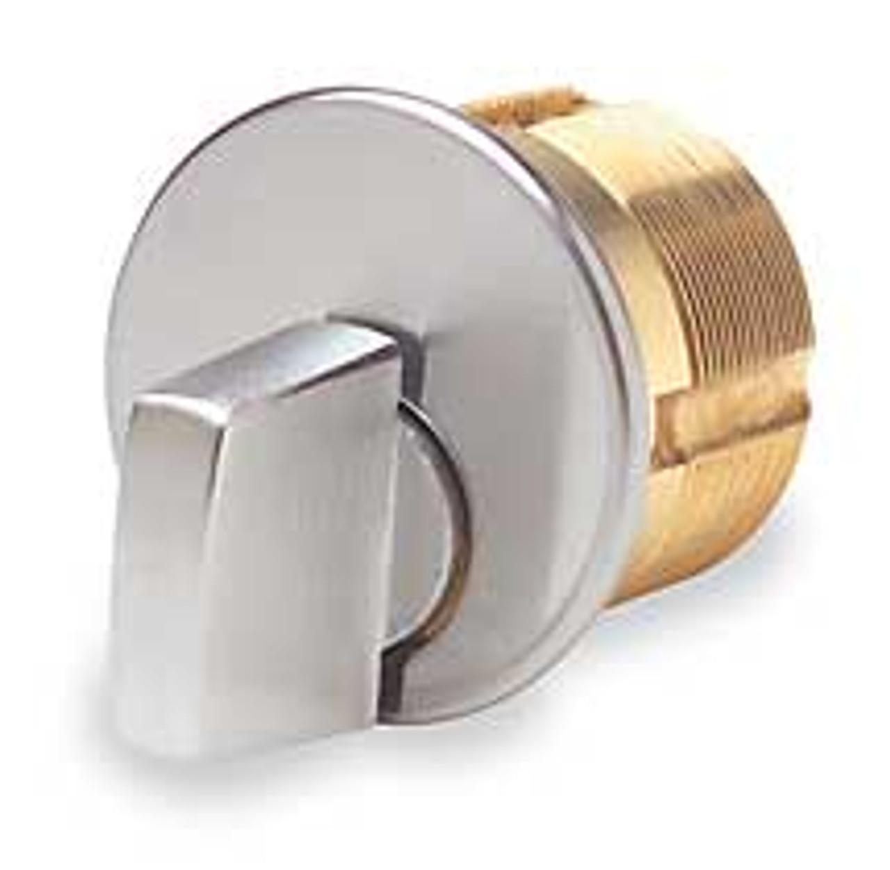 "Ilco 7181TK1 Thumbturn Cylinder 1-1/8"""