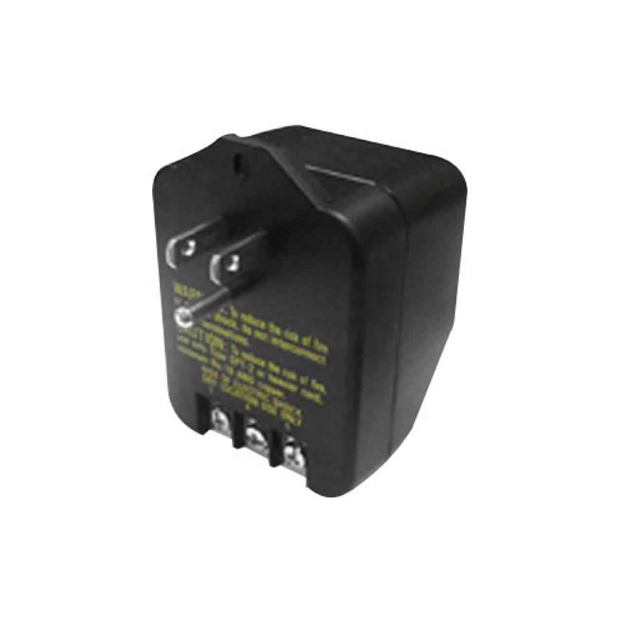 5205 Trine Plug in Type Tri Volt AC Transformer