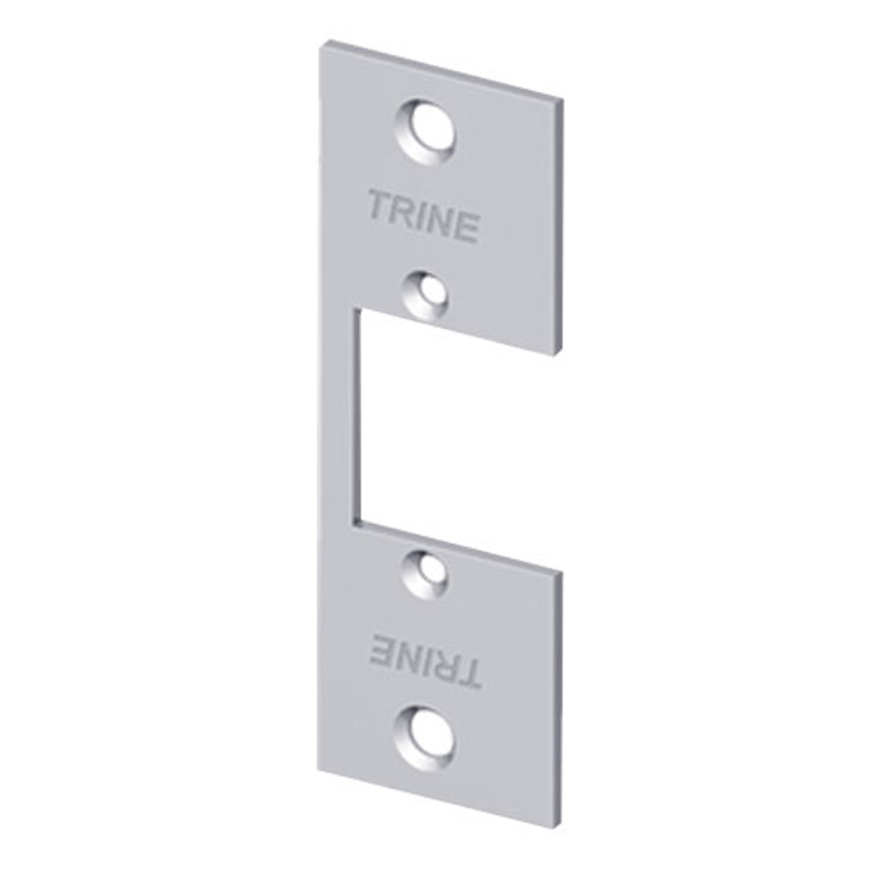 334-US26D Trine 3000 Series Faceplate in Satin Chrome Finish
