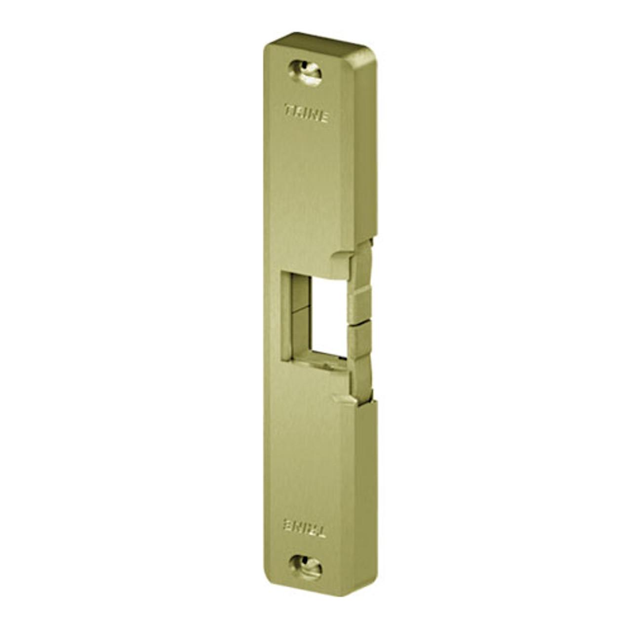 4801-US4 Series Bolt Electric Strike in Satin Brass