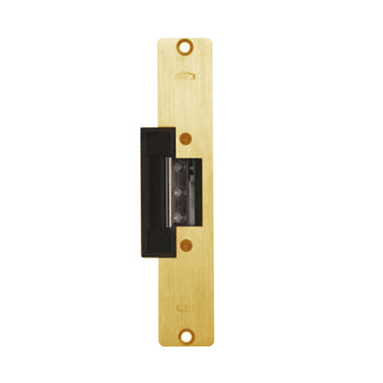 2678-US10-16-24AC/DC Trine Light Commercial Adjustable 2000 Series Electric Strikes in Satin Bronze Finish