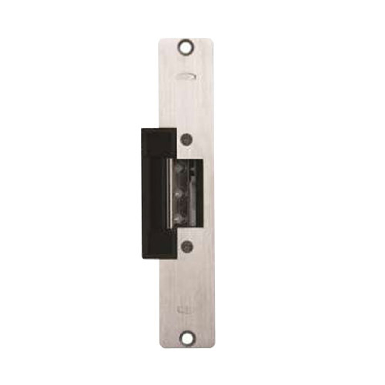 2678-12DC Trine Light Commercial Adjustable 2000 Series Electric Strikes in Satin Aluminum Finish