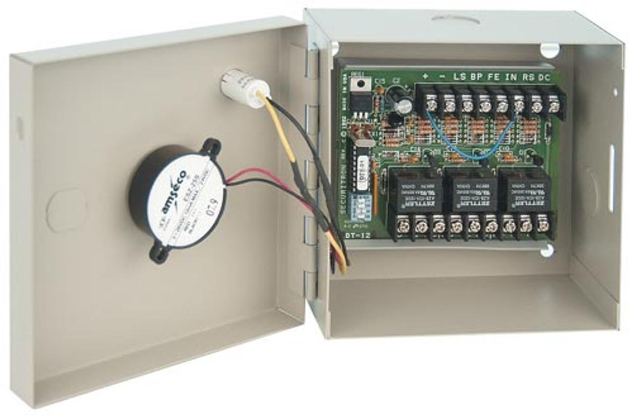 BA-DPA-12 Securitron Door Prop Alarm Timer with Boxed Alarm