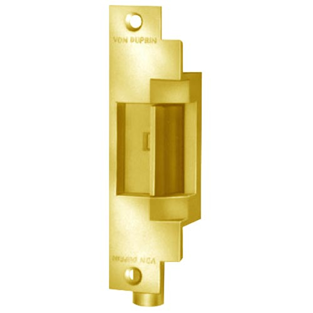 6212-DS-12VDC-US3 Von Duprin Electric Strike in Bright Brass Finish