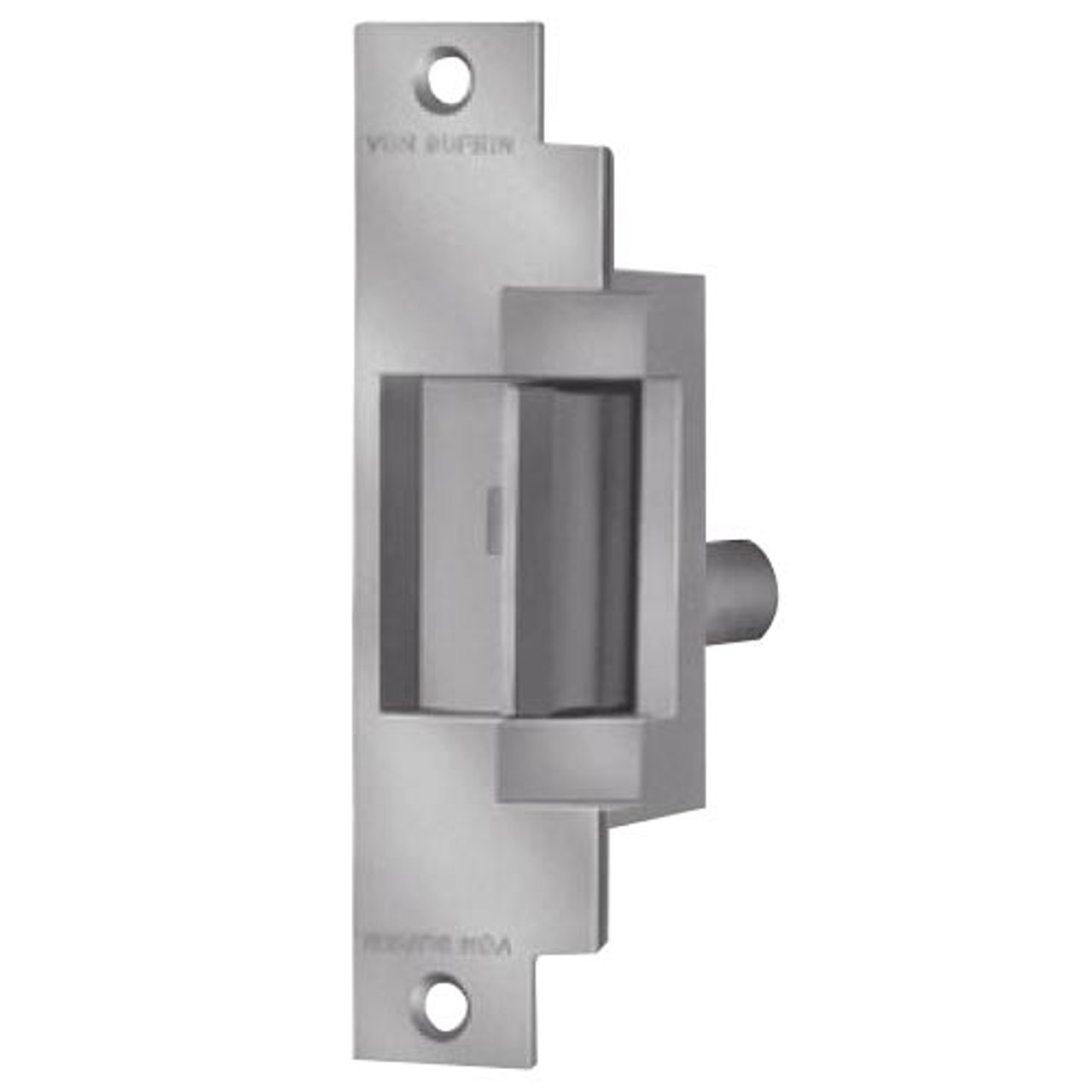 6212WF-DS-LC-12VDC-US32D Von Duprin Electric Strike in Satin Stainless Steel Finish