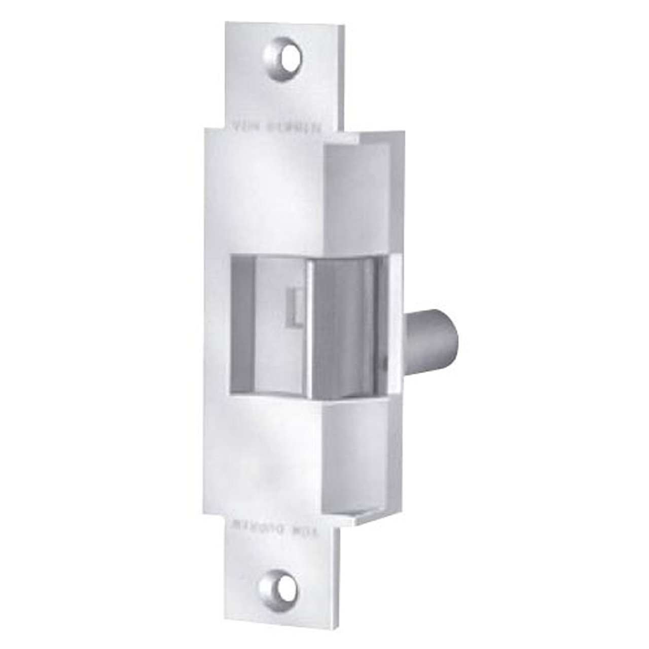 6223-DS-12VDC-US32 Von Duprin Electric Strike in Bright Stainless Steel Finish