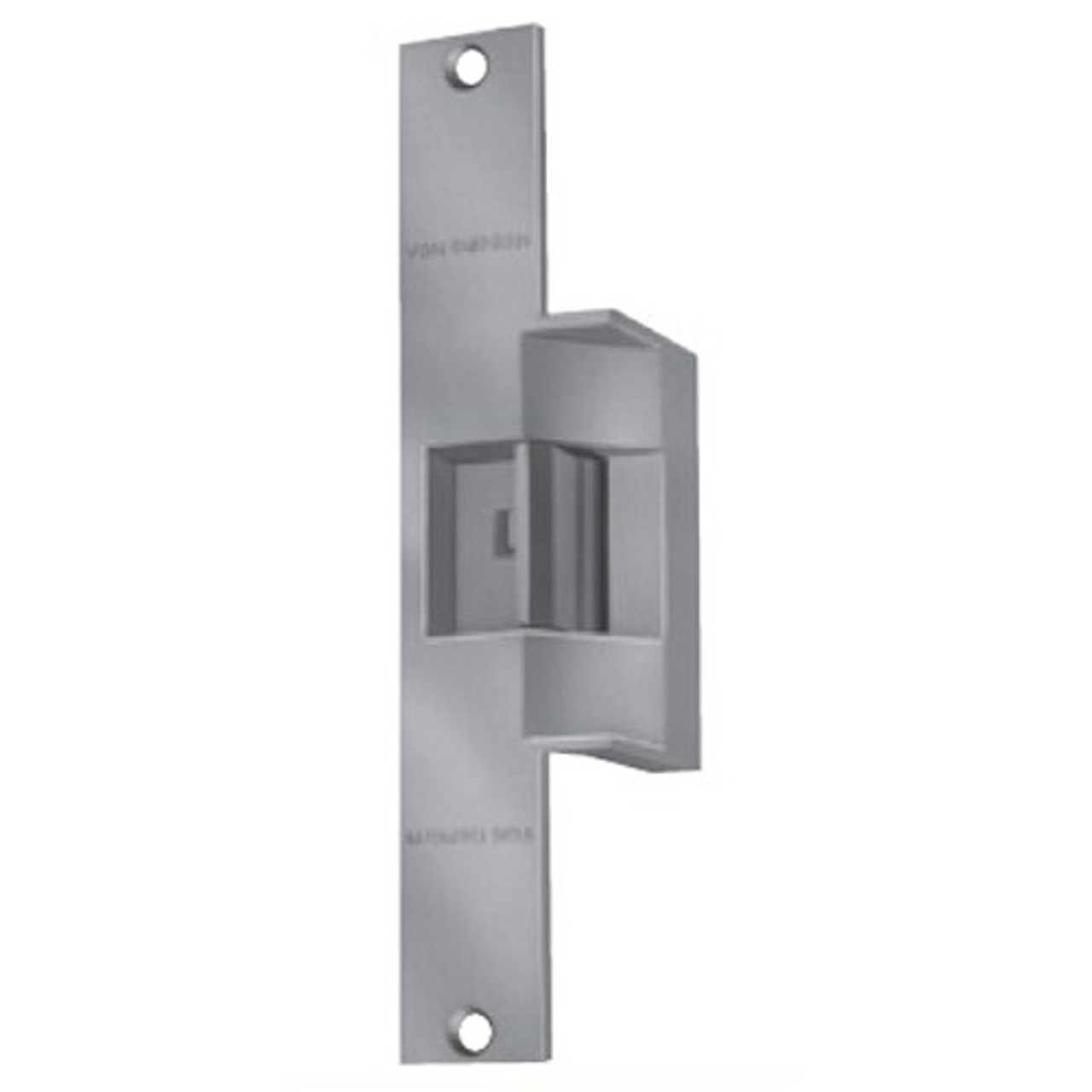 6224-DS-LC-24VDC-US32D Von Duprin Electric Strike in Satin Stainless Steel Finish