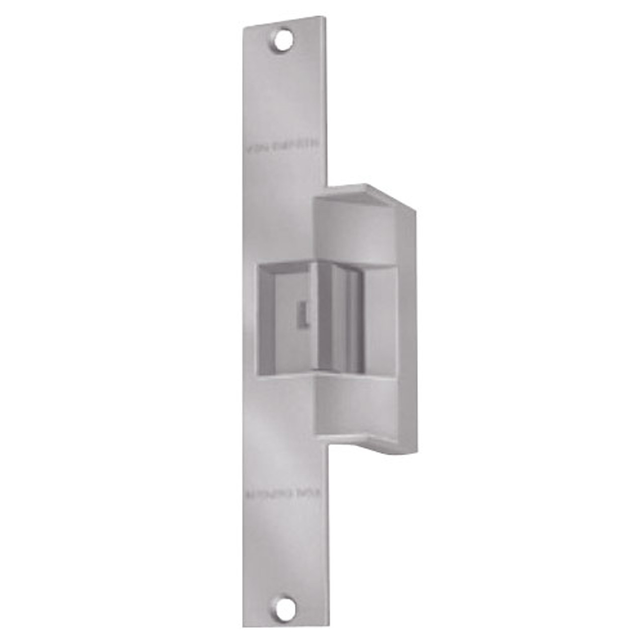 6226-DS-LC-12VDC-US32D Von Duprin Electric Strike in Satin Stainless Steel Finish