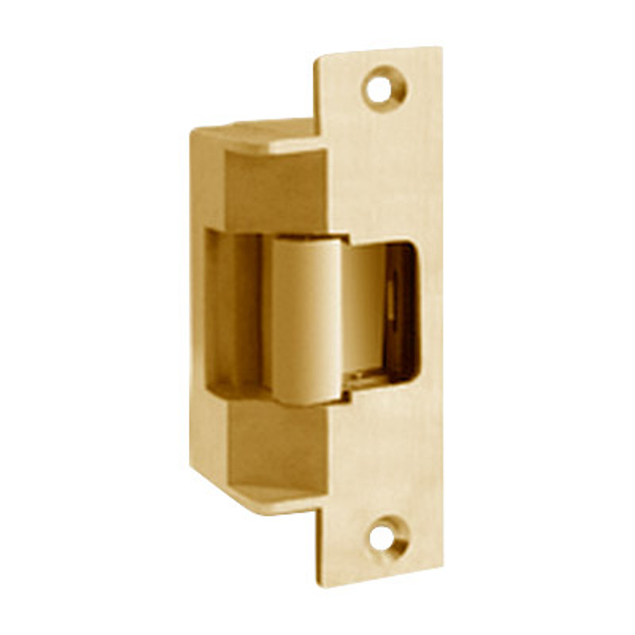 7501-12-612 Hes Electric Strike in Satin Bronze Finish